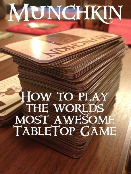 How to play the worlds most awesome tabletop game