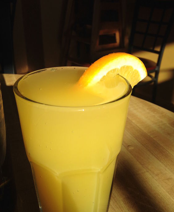 My delicious mimosa