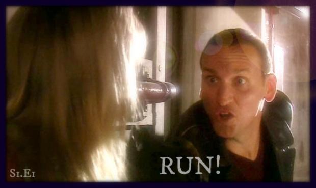 Run! -The Doctor
