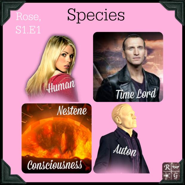 Species in Rose S1E1